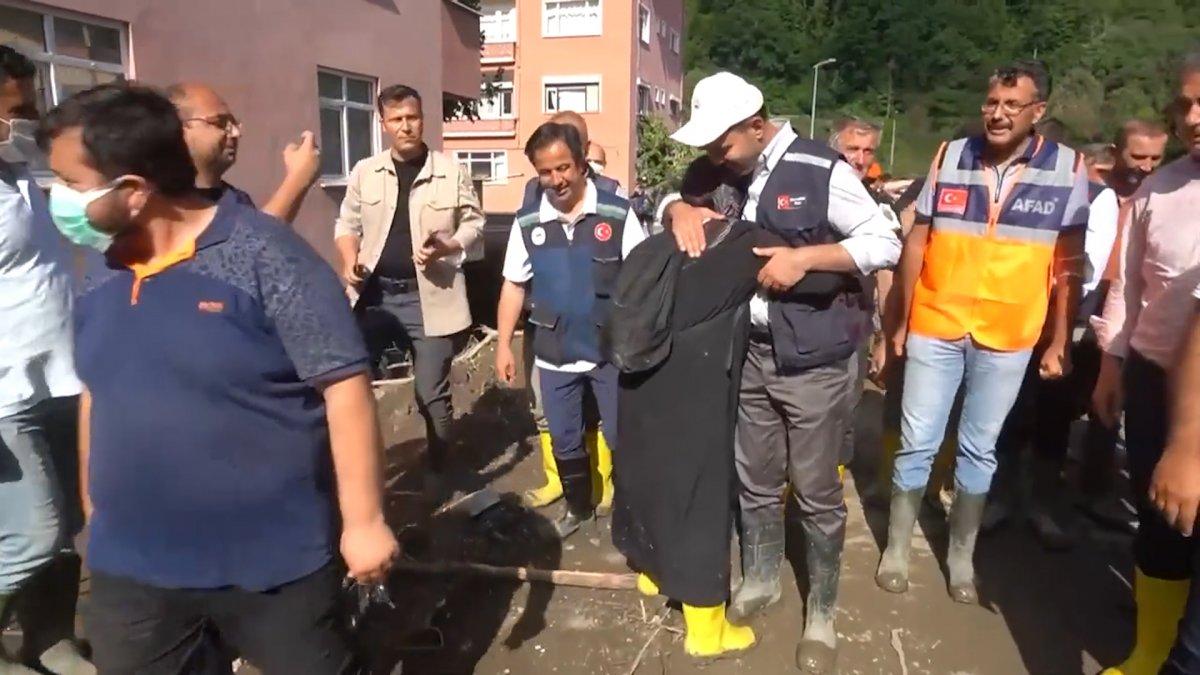 Murat Kurum: Bozkurt tayız, her mahalle ve sokağı tek tek inceliyoruz #4