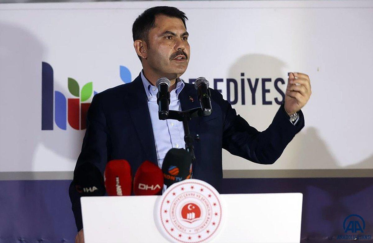 Murat Kurum dan Kılıçdaroğlu na kağıt toplayıcıları uyarısı #1