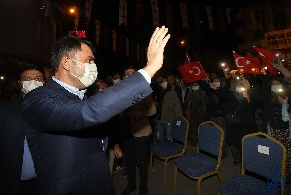 Murat Kurum dan Kılıçdaroğlu na kağıt toplayıcıları uyarısı #2