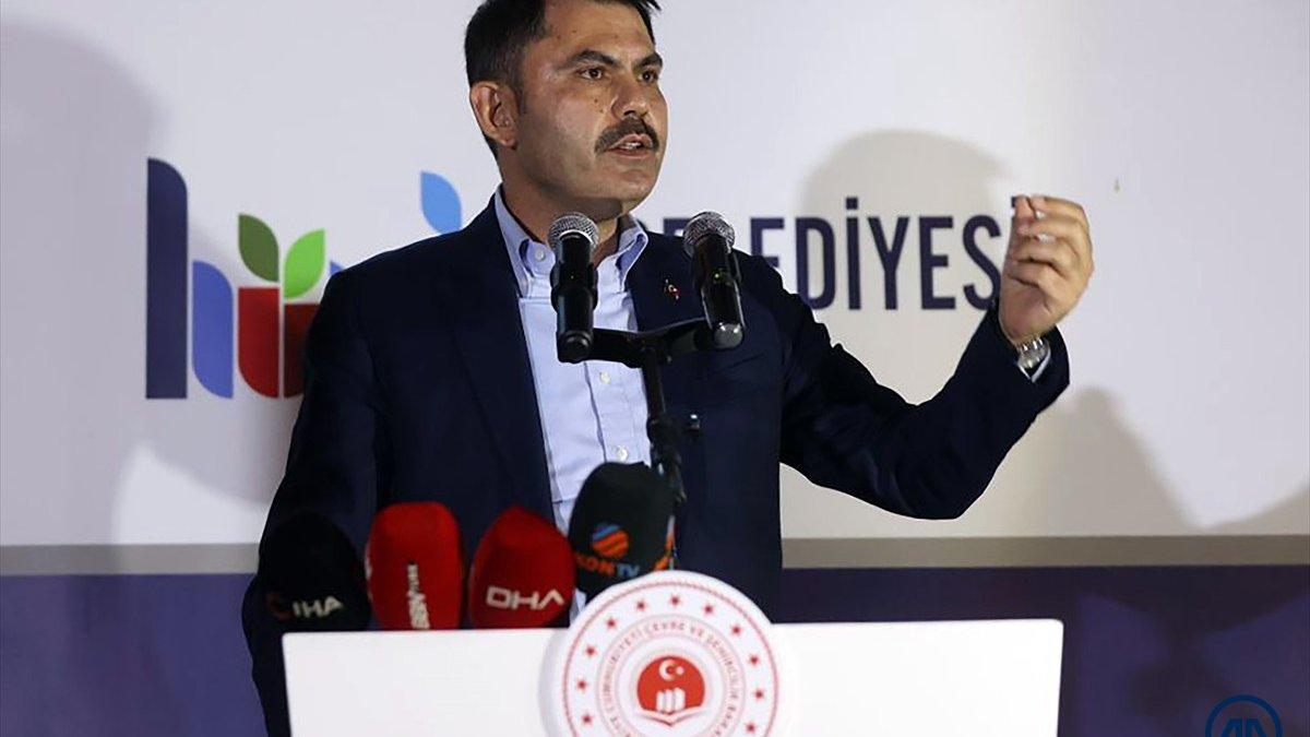Murat Kurum'dan Kılıçdaroğlu'na kağıt toplayıcıları uyarısı