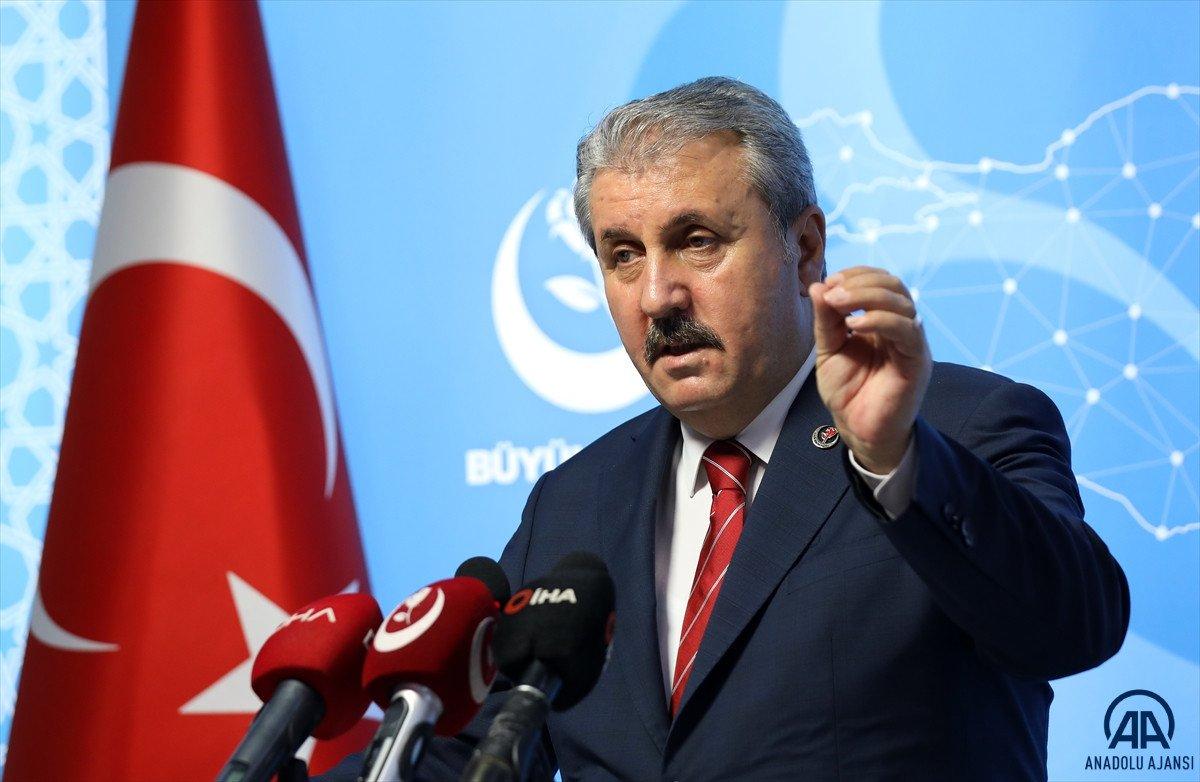 Mustafa Destici: Seçim barajını doğru bulmuyoruz #2