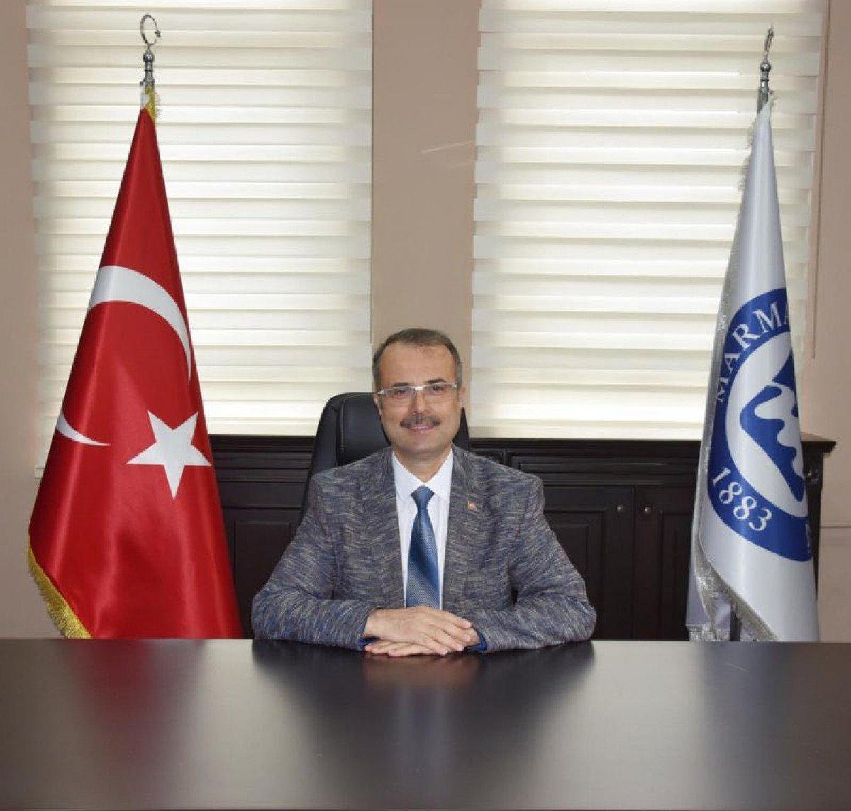 Mustafa Kurt kimdir? Marmara Üniversitesi yeni rektörü Prof. Dr. Mustafa Kurt un biyografisi #1