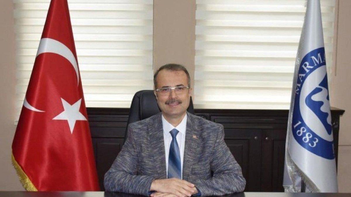 Mustafa Kurt kimdir? Marmara Üniversitesi yeni rektörü Prof. Dr. Mustafa Kurt'un biyografisi