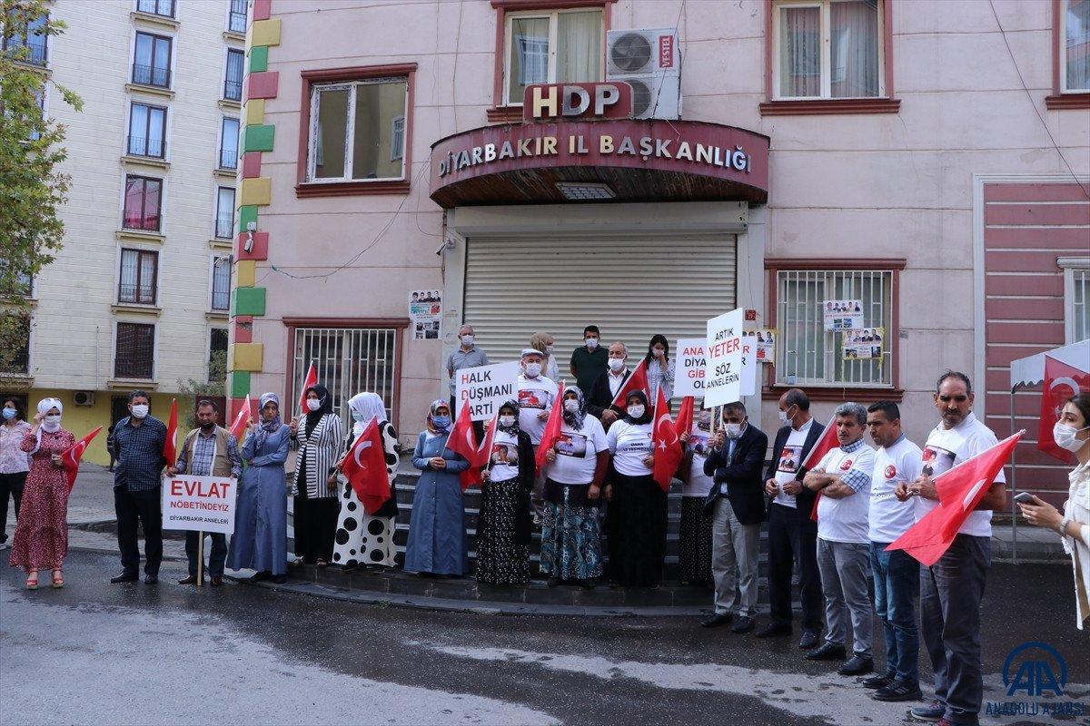 Mustafa Şentop un eşi Sabriye Şentop tan Diyarbakır annelerine ziyaret #1