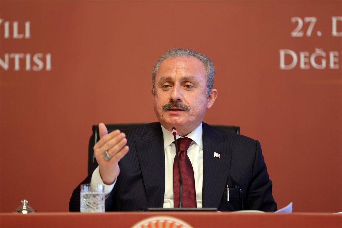 Mustafa Şentop: Yasama dokunulmazlığı tezkere sayısı 1359 #2