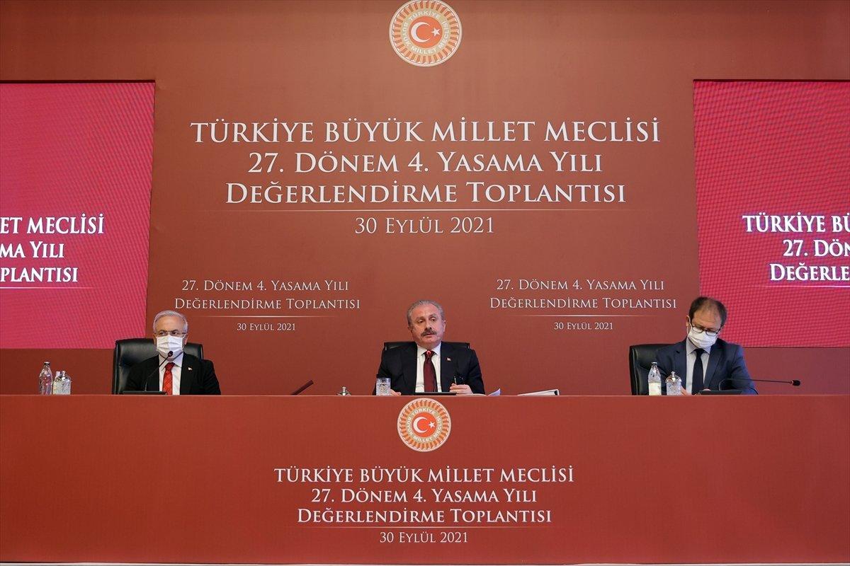 Mustafa Şentop: Yasama dokunulmazlığı tezkere sayısı 1359 #3