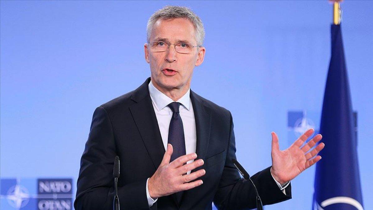 NATO Genel Sekreteri Stoltenberg: ABD ve Türkiye arasındaki S-400 zor bir konu #1