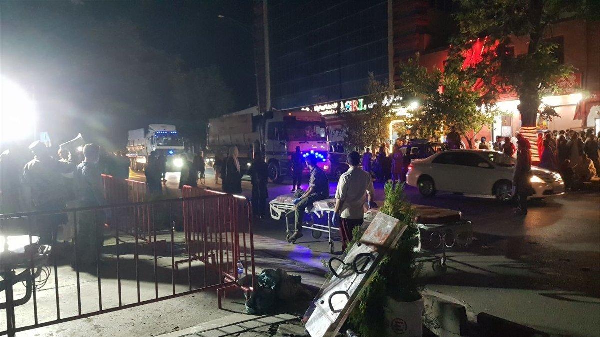 Ömer Çelik ten Kabil deki saldırılara kınama #2