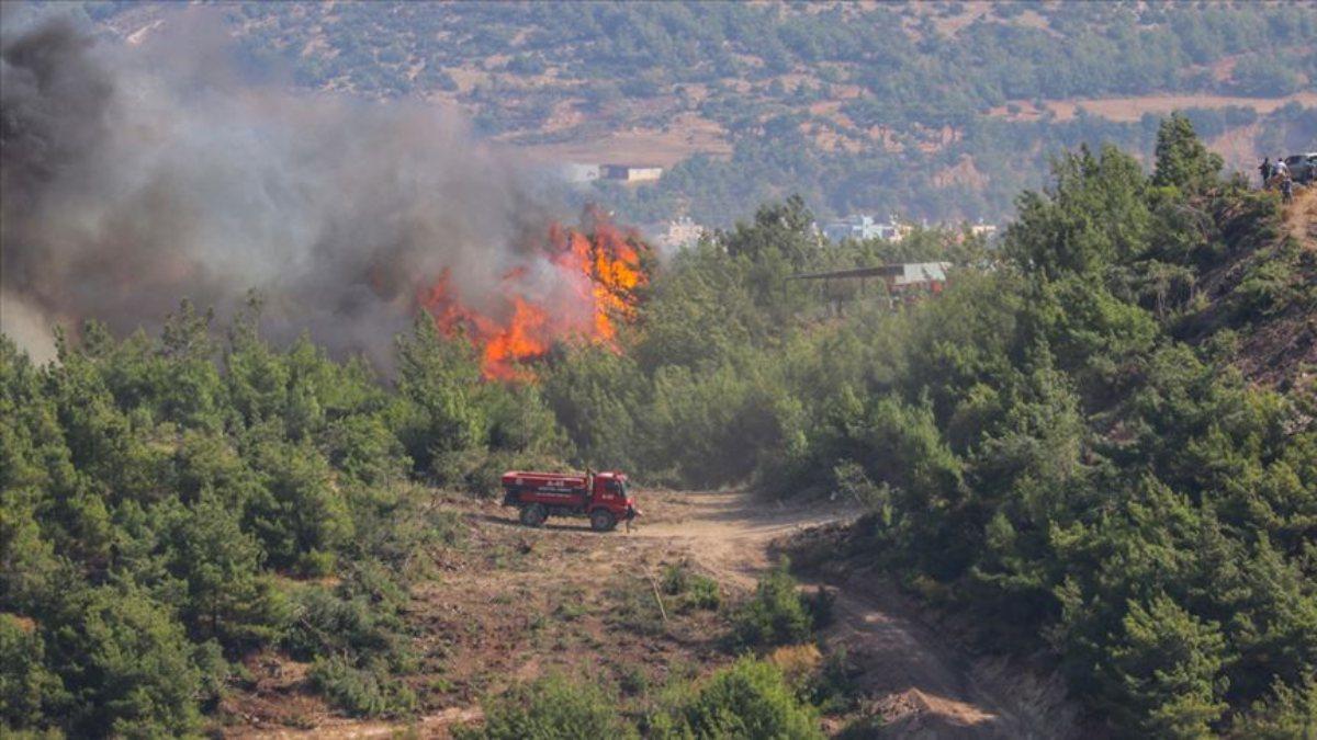 OSB'lerden yangın bölgelerine 206 milyonluk destek yapıldı