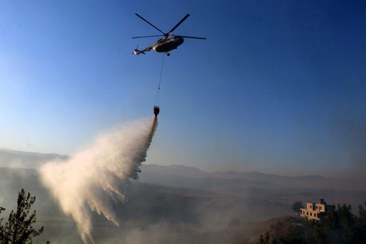 PKK lı terörist, orman yangını çıkarma talimatı aldığını itiraf etti #3