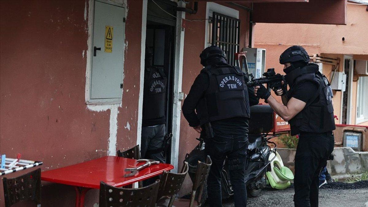 PKK'ya 4 ilde eş zamanlı operasyon: 28 kişi yakalandı