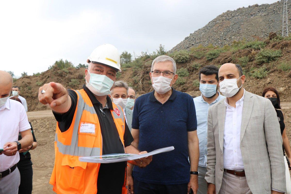 Samsun Şehir Hastanesi, adım adım inşa ediliyor #5