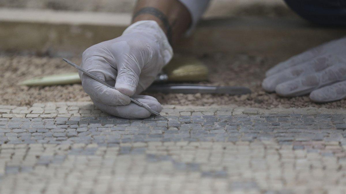Şanlıurfa Arkeoloji Müzesi nde nadide eserlere hassas koruma #3