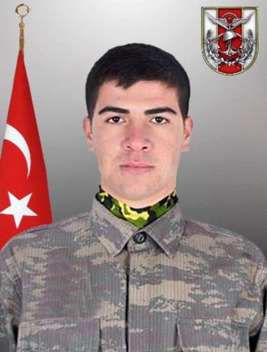 Şehit Turgay Abacı Hatay'da son yolculuğuna uğurlandı #1