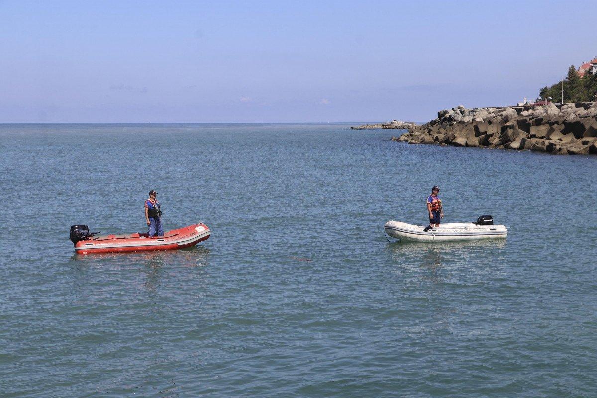Selde kaybolanlar Karadeniz de aranıyor #2