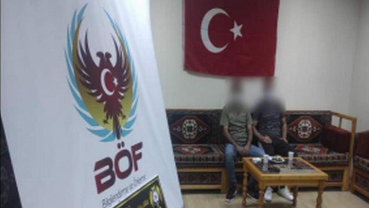 Siirt'te güvenlik güçlerinin ikna ettiği terörist teslim oldu