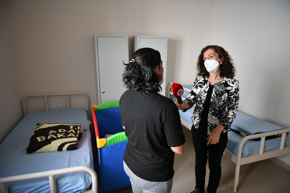 Sincan Cezaevi de Anne-Çocuk Ünitesi açıldı #2