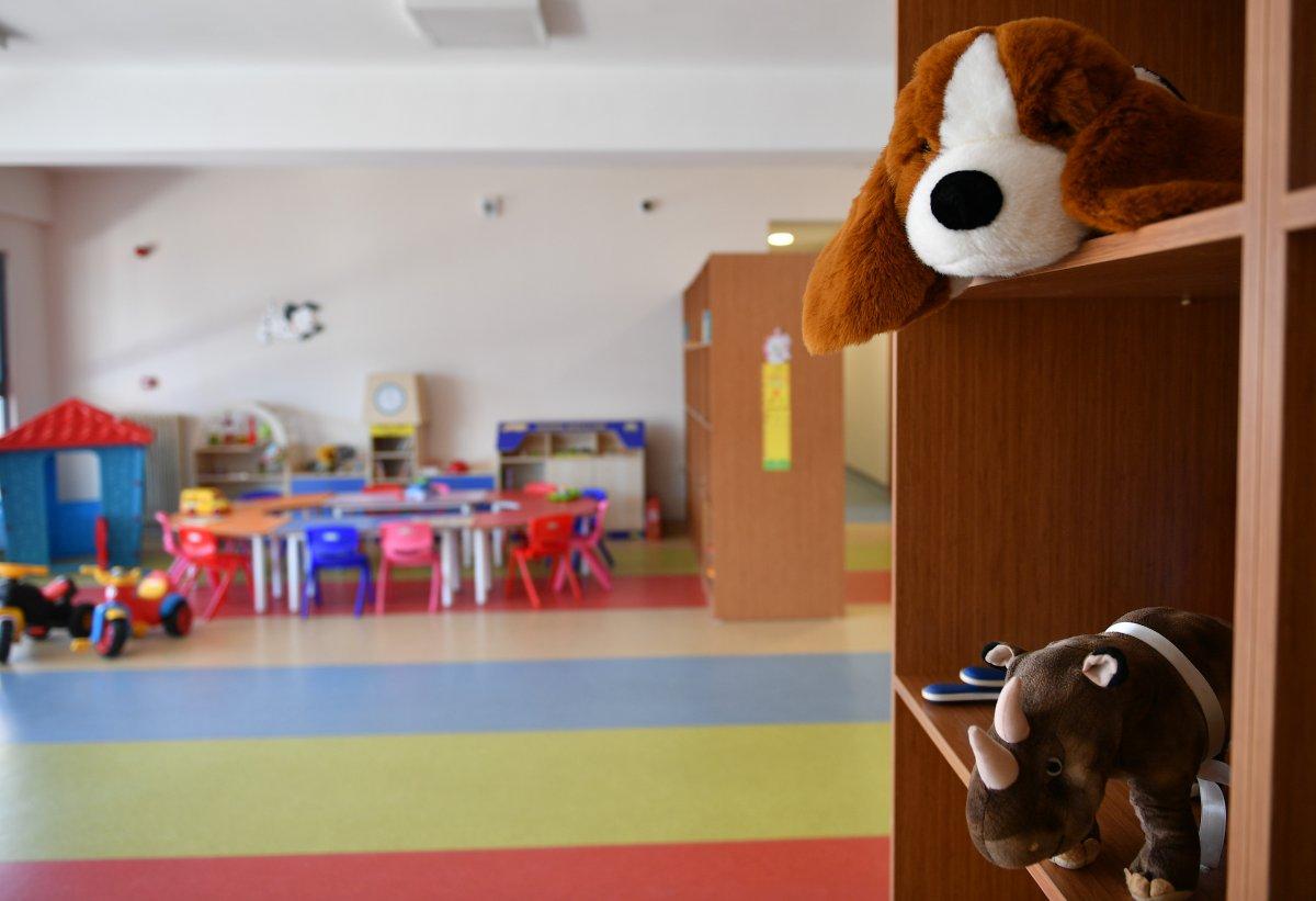 Sincan Cezaevi de Anne-Çocuk Ünitesi açıldı #3