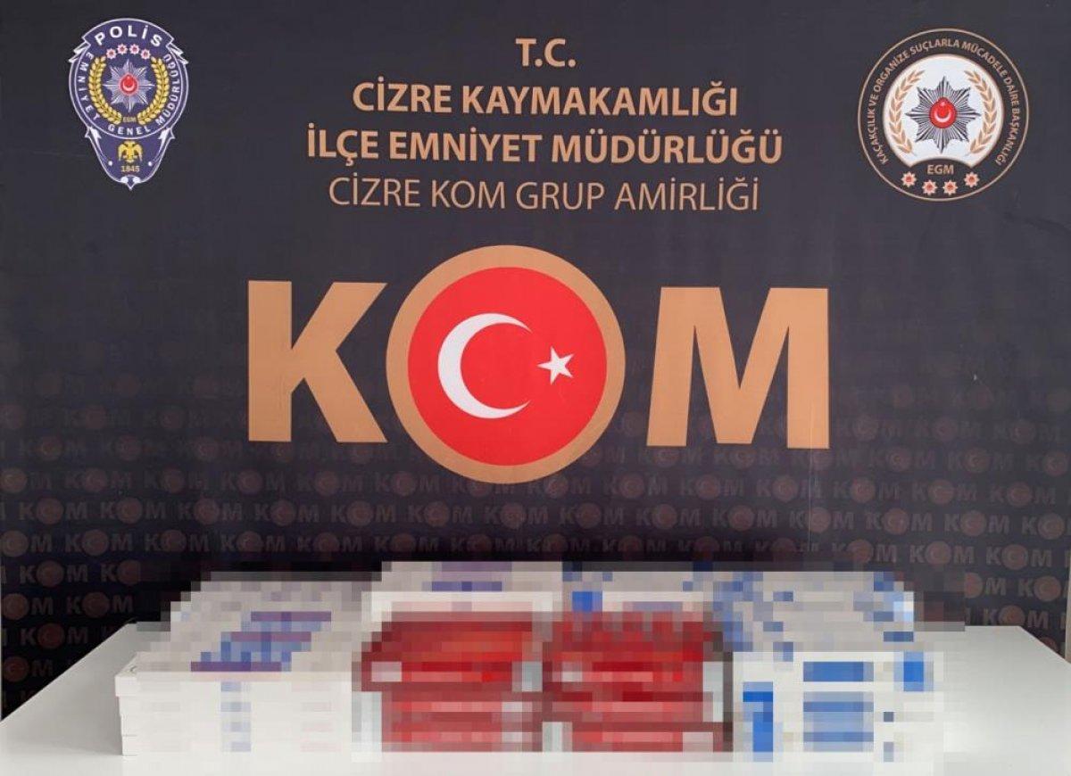 Şırnak ta terörün finans kaynağına operasyon düzenlendi: 52 gözaltı #1