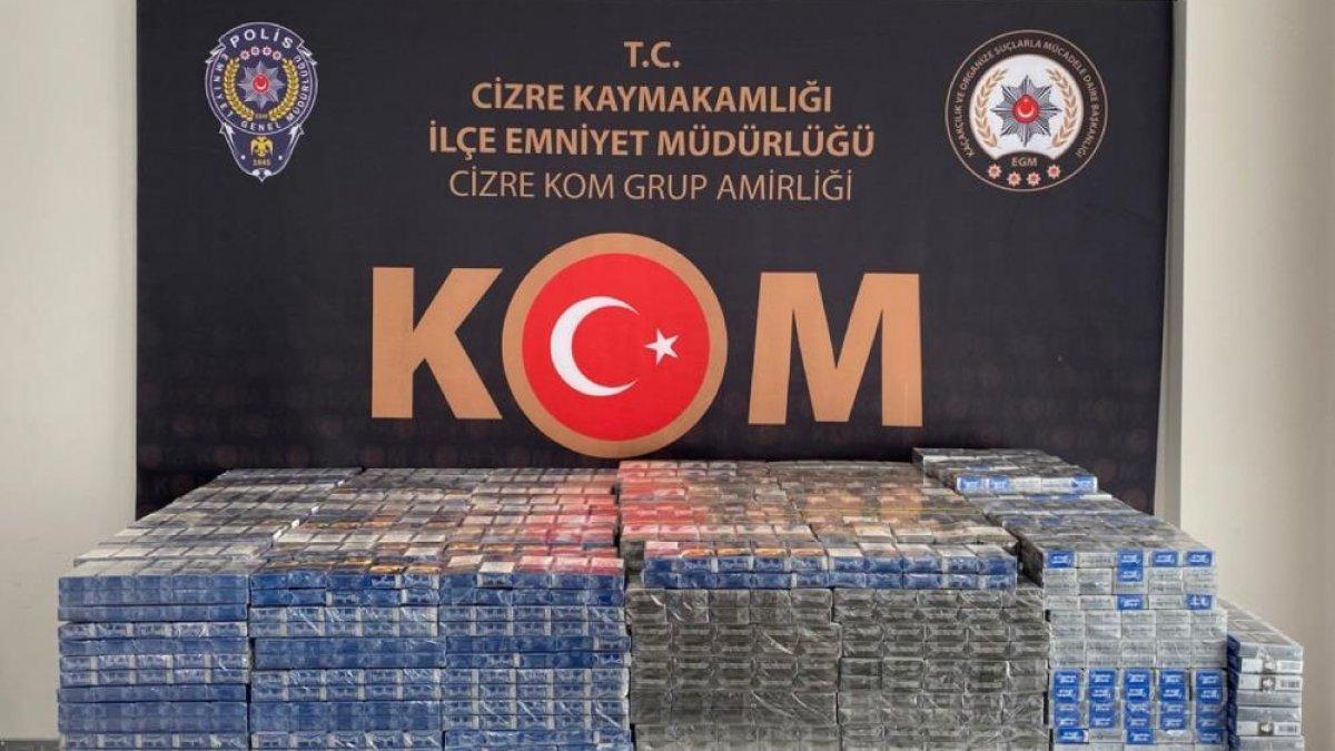 Şırnak 'ta terörün finans kaynağına operasyon düzenlendi: 52 gözaltı