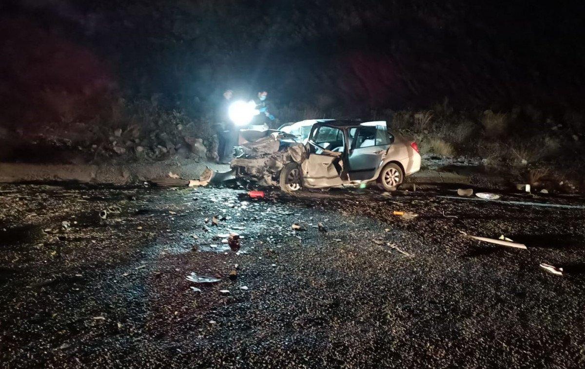 Sivas ta kaza: 2 ölü 3 yaralı #2