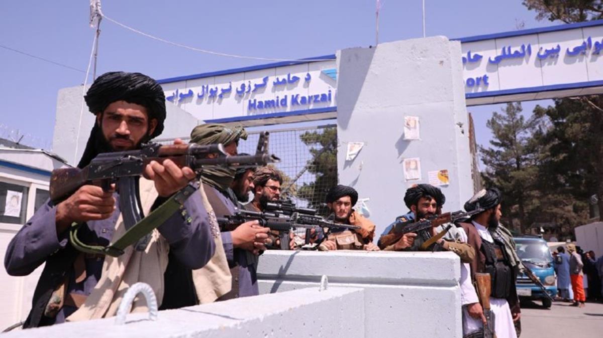 Taliban, Afganistan da kurulacak yeni hükümeti açıkladı #1