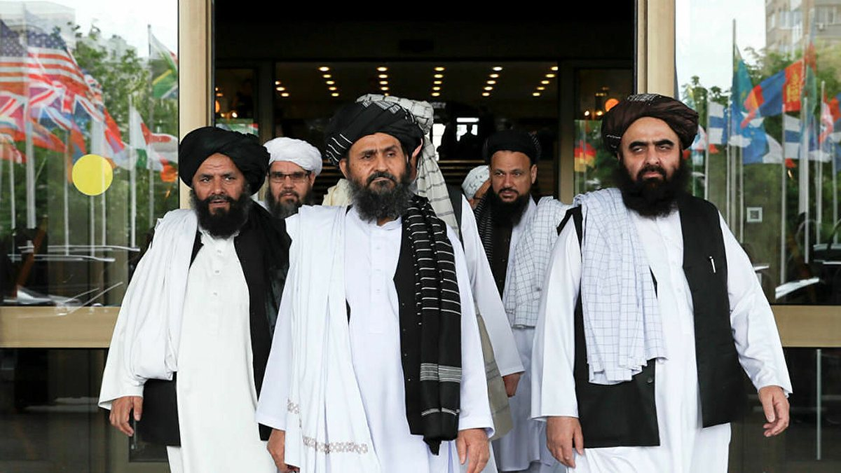 Taliban, Afganistan'da kurulacak yeni hükümeti açıkladı