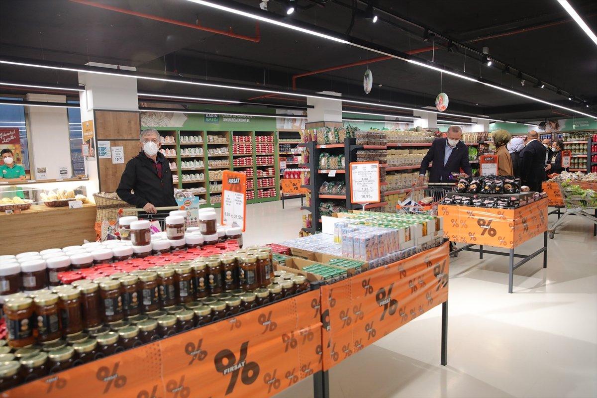 Tarım Kredi Kooperatifi marketinin bin mağaza hedefi 2022 de tamamlanacak #2