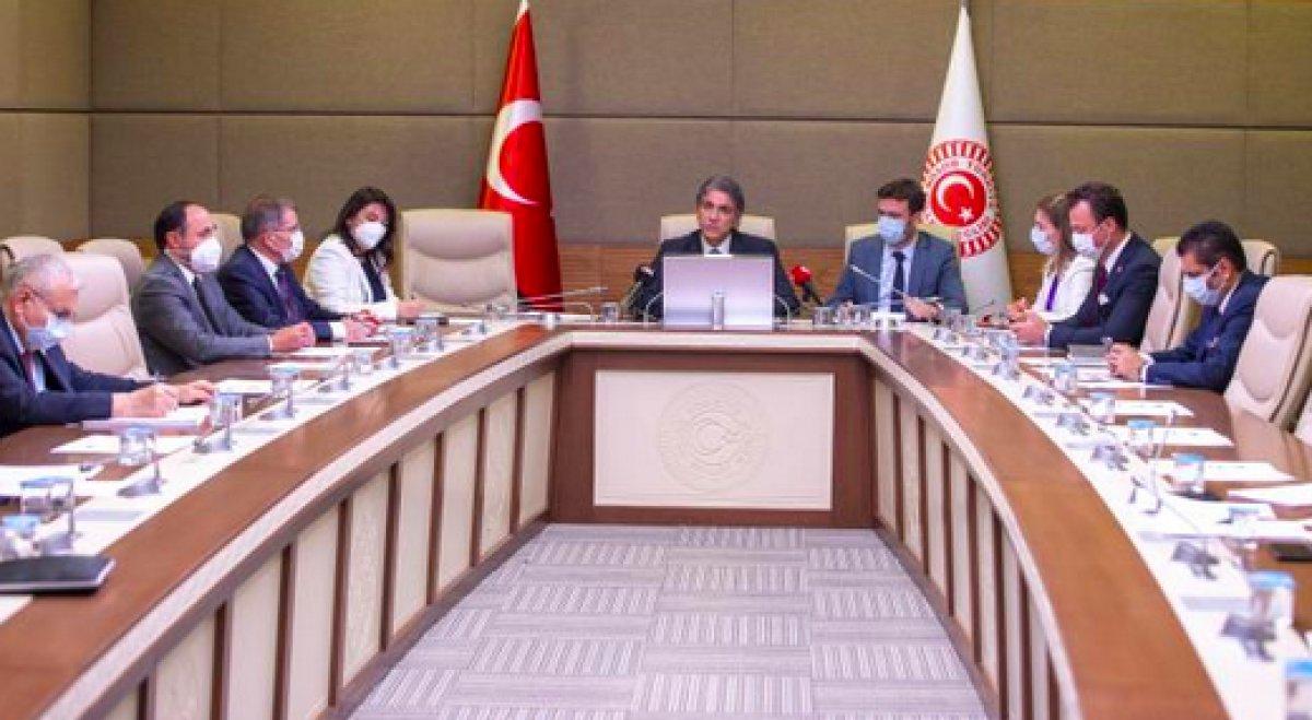 TBMM Müsilaj Sorununu Araştırma Komisyonu nun görev süresi 1 ay uzatıldı #1