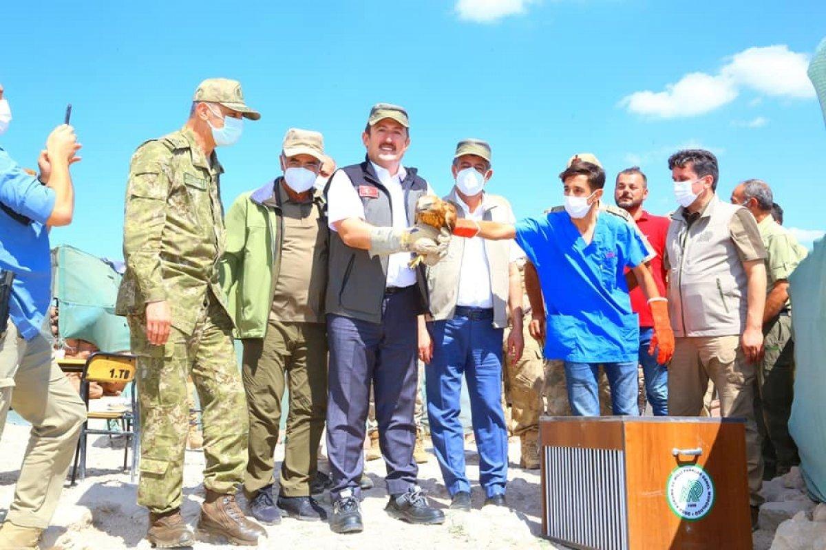 Terörden kurtarılan Cudi Dağı milli park olacak #1