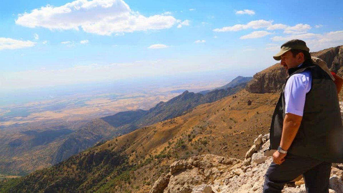 Terörden kurtarılan Cudi Dağı milli park olacak
