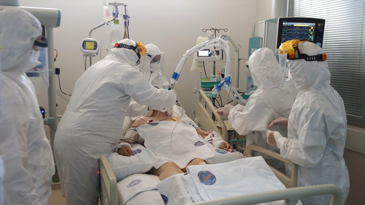 14 Nisan Türkiye'nin koronavirüs tablosu