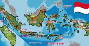 Endonezya Genel Bilgiler- Nerededir?...