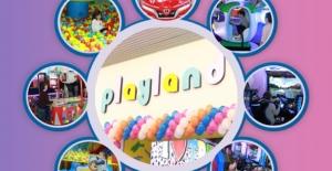 Playland Eğlence Merkezi ile Hayatınızı Renklendirin
