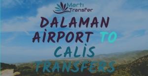 CHEP DALAMAN AIRPORT TO FETHIYE HISARONU...