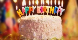 Doğum Günü Kutlama Mesajları