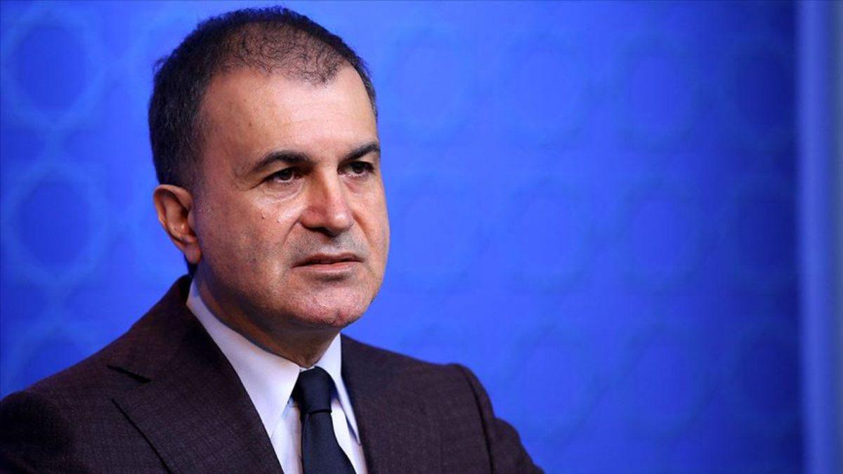 AK Parti Sözcüsü Ömer Çelik: Ermenistan'ın Azerbaycan'a yönelik saldırısını şiddetle kınıyoruz