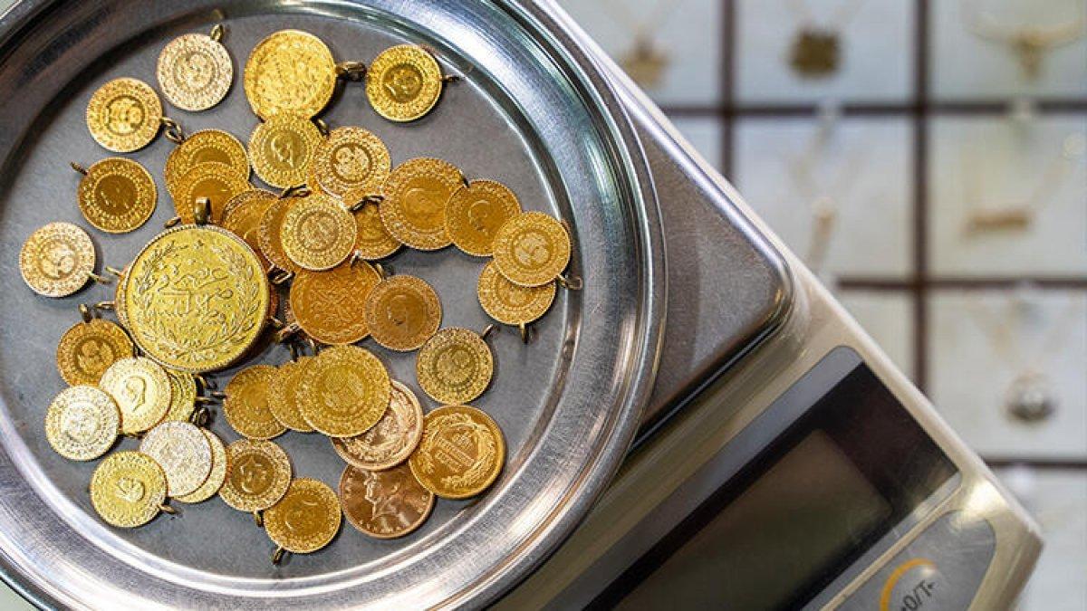 Altında düşüş sürüyor: 20 Haziran 2021 gram, çeyrek, yarım, tam altın ne kadar?