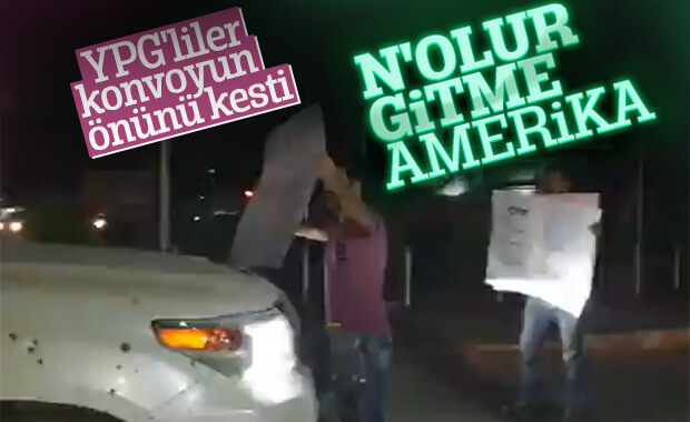 Amerikan askerlerinin Suriye'den çekilmesine tepki