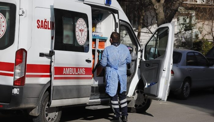 Ankara'da Irak'tan gelen iki kişide korona şüphesi