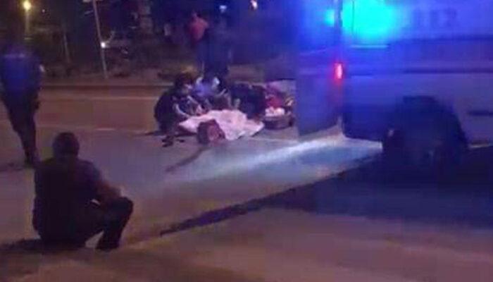 Ankara'da korkunç kaza! Daha 15 yaşındaydı...