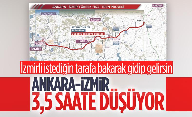 Ankara-İzmir YHT projesi hayata geçiyor