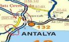 Antalya ve batı ilçelerinde yollar kapanacak!