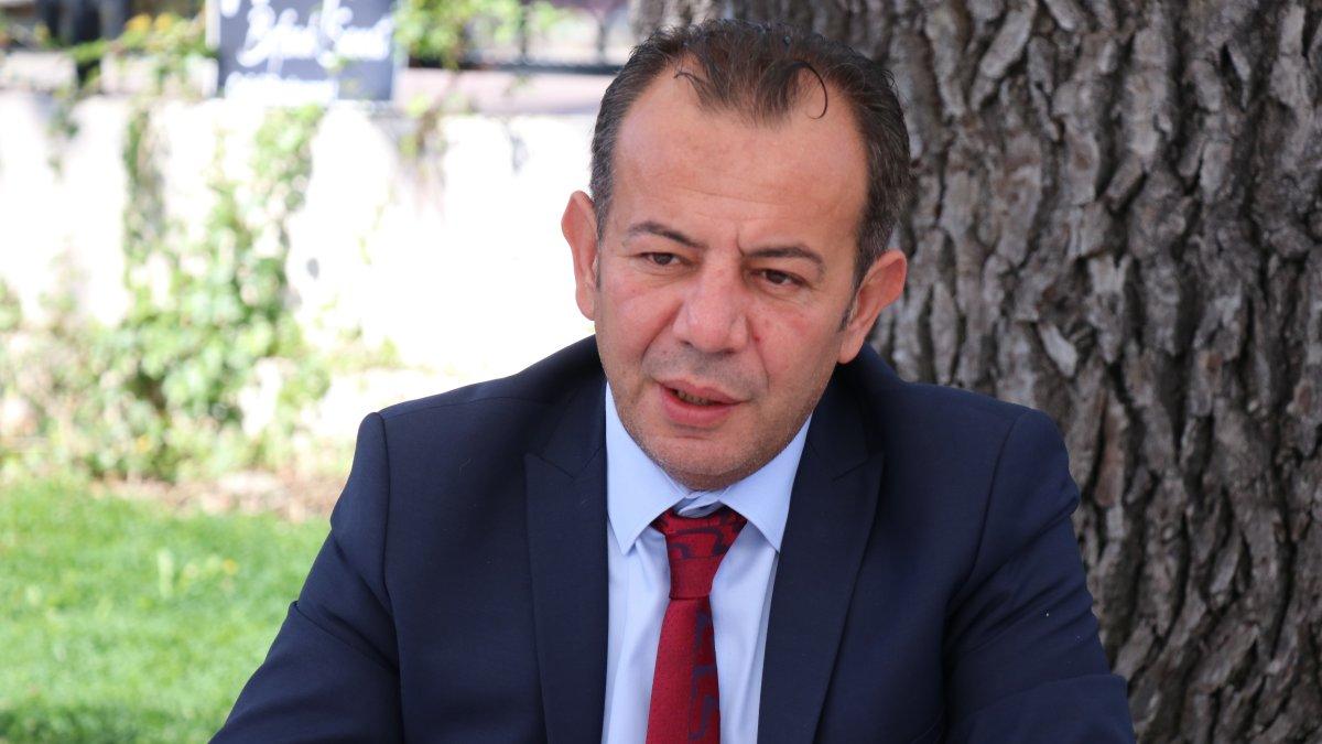 Bolu Belediye Başkanı Tanju Özcan kendini savundu