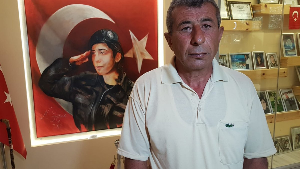 CHP'liler şehit Cennet Yiğit'in babasına dava açtı