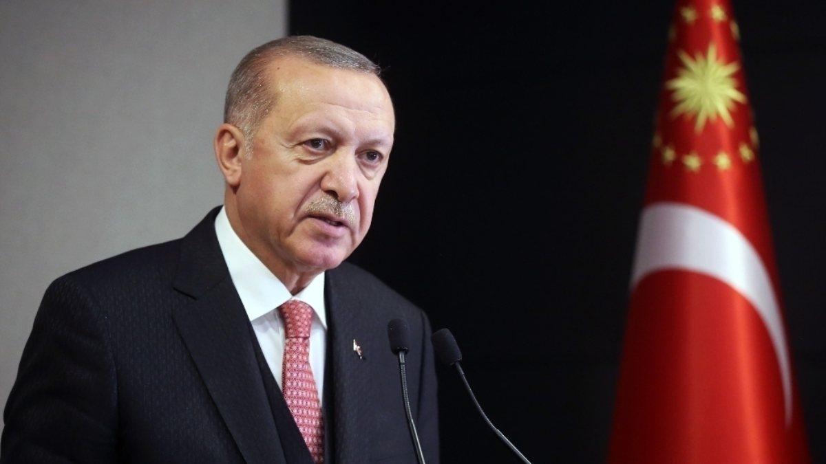 span style=color:unsetCumhurbaşkanı Erdoğandan cemaate.../span