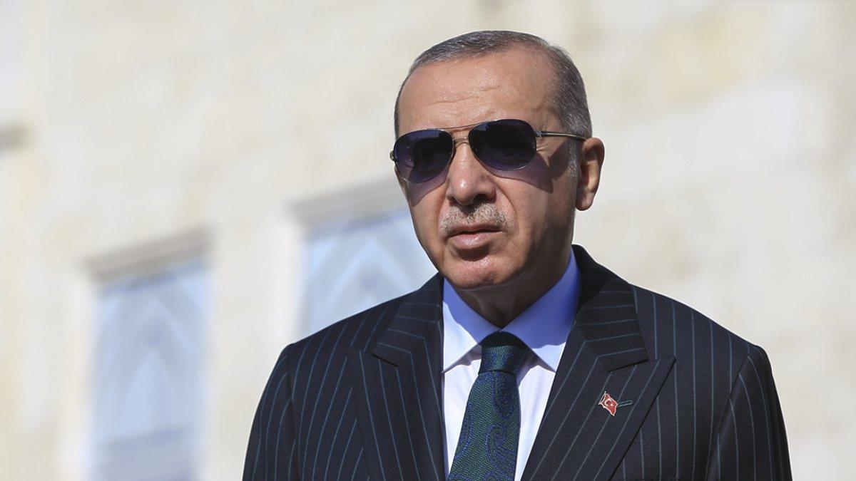 Cumhurbaşkanı Erdoğan'dan tedbir yorumu