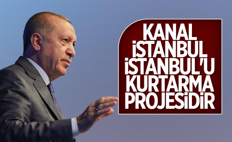 span style=color:unsetCumhurbaşkanı Erdoğan: Kanal İstanbul.../span