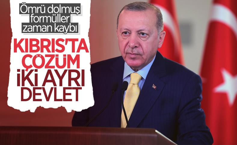span style=color:unsetCumhurbaşkanı Erdoğan: Kıbrısta.../span