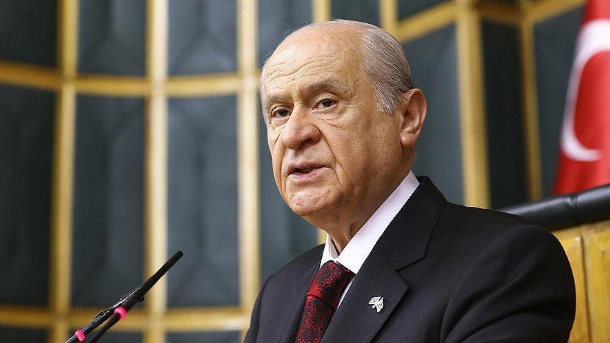 Devlet Bahçeli: Türk milletinin başı sağ olsun